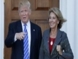 What Will Education In America Look Like Under Betsy DeVos?