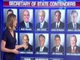 Who Are The Contenders For Remaining Cabinet Positions?