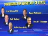 What The 5 Secretary Of State Candidates Bring To The Table