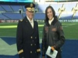 West Point Superintendent Talks Army Vs. Navy Football Match