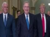 Will Mitch McConnell Neuter Donald Trump's Tax Cut Plan?