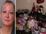 Woman Allegedly Steals From Toys For Tots