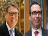 What To Expect From The Perry And Mnuchin Hearings