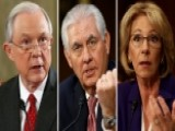 Will Slow-playing Trump Cabinet Picks Hurt Democrats?