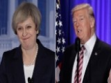 What Trump, May Are Looking To Accomplish In Their Meeting