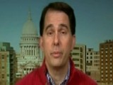 Walker: We Said We'd Stand Up For The Hard-working Taxpayer