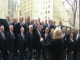 West Point Alumni Glee Club Performs 'Star-Spangled Banner'