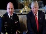 White House: Gen. McMaster Free To Build Out His Own Team
