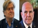 White House: McMaster Has Authority Over Team's Structure