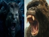 Will 'Beauty And The Beast' Slay 'Kong' At The Box Office?