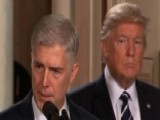 What The Confirmation Hearings For Gorsuch Will Look Like