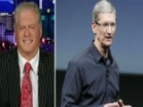 Wayne Allyn Root Slams Apple CEO's Defense Of Globalization