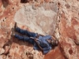 World's Biggest Dinosaur Footprint Discovered