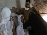 World Leaders Condemn The Syrian Chemical Attack