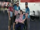 Wounded Warriors Prepare To Ride To The White House