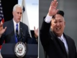 WH Pressures N. Korea To Stand Down From Weapons Programs