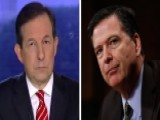 Wallace Talks WH Communications Disarray Over Comey Firing