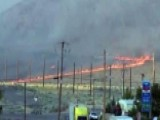 Wildfires Scorching Thousands Of Acres Across Southwest