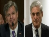 Wray: I Do Not Consider Mueller To Be On A Witch Hunt