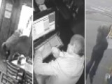 Watch 'worst Burglar' Completely Botch Bar Robbery