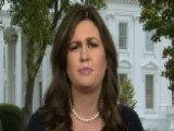 WH Believes Trump-Russia Probe Will Be Closed 'soon'