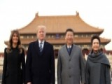 What Trump Is Up Against During His Visit To Communist China