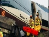 Witness Describes 'unreal' Aftermath Of Train Derailment