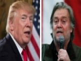 What's Really Behind The Trump-Bannon War Of Words?