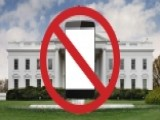 White House Bans Personal Cell Phones