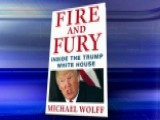 White House Denies Claims Made In Bombshell Book