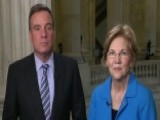 Warren, Warner On Going After Credit Monitoring Companies