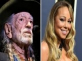 Willie Nelson Cancels Concerts, Plus Mariah Carey Cashes In