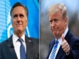 Will President Trump's Endorsement Help Mitt Romney In Utah?