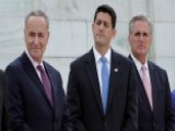 Will Congress Make A Deal To Fund The Government?