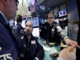Wall Street Seeing Red On Friday