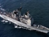 Warships, Aircraft Carriers Head To Mideast