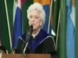 Why Barbara Bush's Speeches Were Powerful