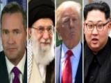 Waltz On Message Trump Is Sending To Iran, North Korea