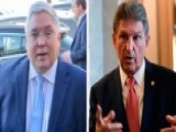 West Virginia GOP Senate Candidate On Incumbent Sen. Manchin