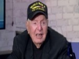 WWII Veteran Sidney Walton On 'Fox & Friends First.'