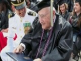 WWII Vet Who Graduated College Gets Letter From Trump