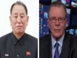 Will Kim Yong Chol's Trip Pave Way For North Korea Summit?