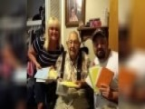 WWII Vet Gets Thousands Of Cards For 100th Birthday