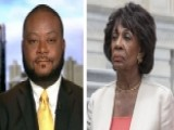 Waters Defender: She Was Encouraging First Amendment