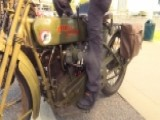WWI Motorcycle Crosses America In Commemorative Ride