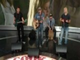 Wes Cook Band Performs 'I Stand For The Flag'