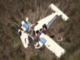 Wreckage Of Two Planes Found In The Florida Everglades
