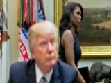White House Facing Questions Over Ugly Trump-Omarosa Feud