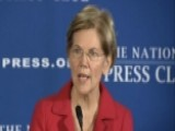 Warren: Trust In Government At An All Time Low