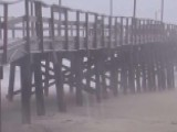 Wind And Rain Escalate On Carolina Coast